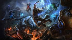 Come�ando League of Legends