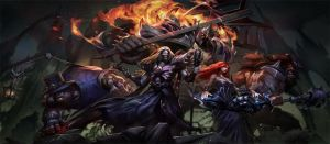 Lan�ado o �lbum da Pentakill, Smite and Ignite