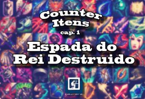 Counter Itens - Espada do Rei Destru�do