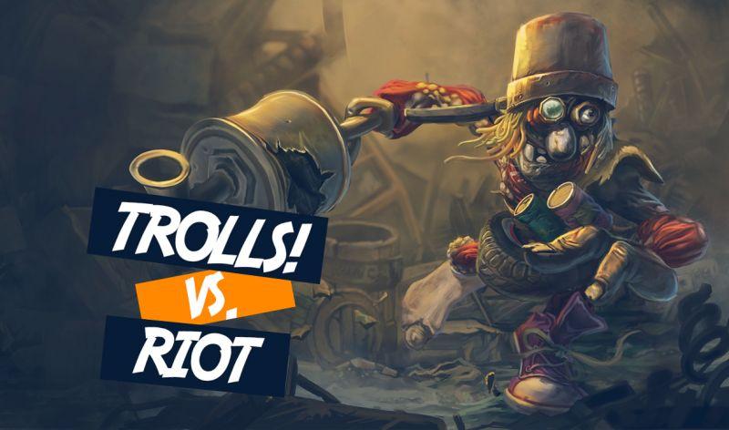 Trolls, reporta!